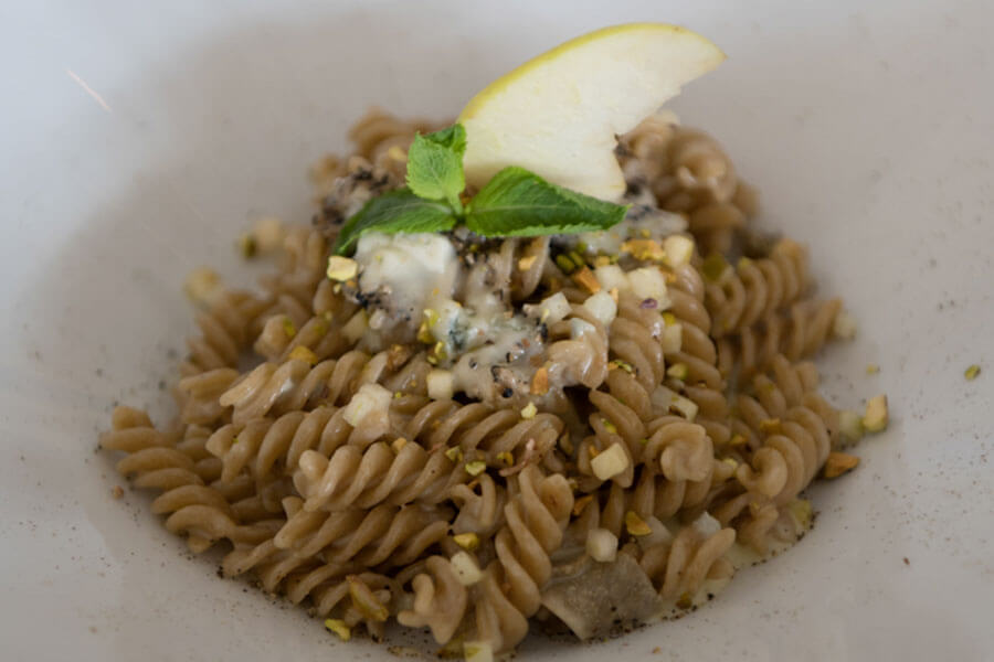 Gorgonzola al tartufo