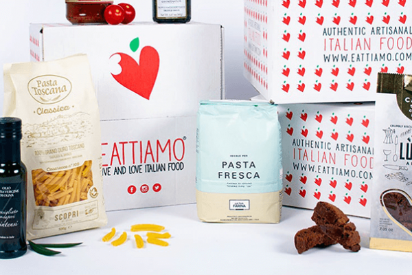 Eattiamo: Pasta Toscana is part of the box of the month