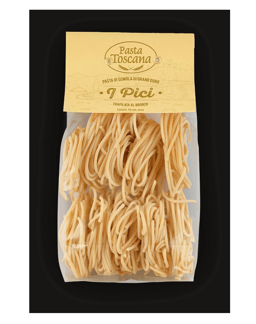 Pici typical pasta